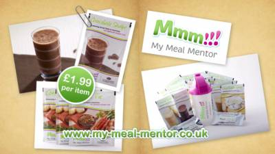 My Meal Mentor Diet Aid advertising video