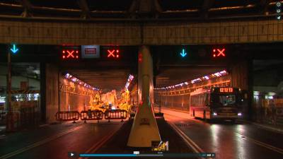 Bam Nuttall Heathrow Tunnel Video